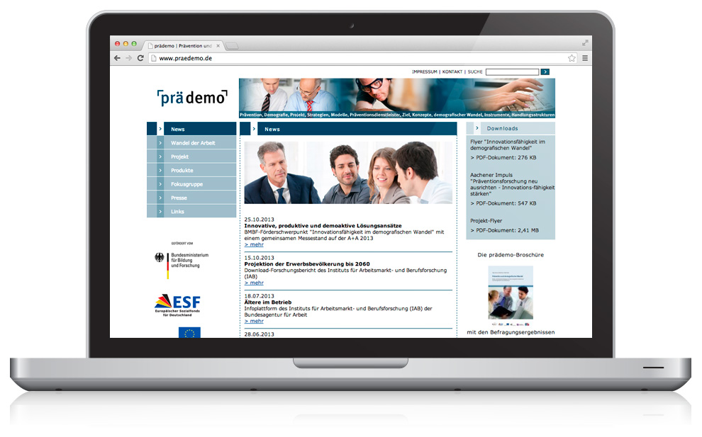 1_Webseite_praedemo_Home_Detail_freistil_fruehwacht_mediengestaltung_wiesbaden