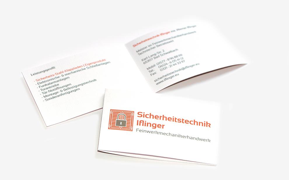 3_corporate_design_sicherheitstechnik_iflinger_visitenkarte_detail_freistil_fruehwacht_mediengestaltung_wiesbaden