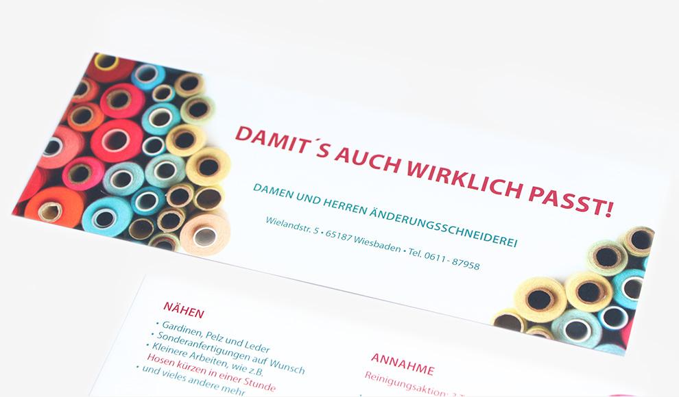 2_flyer_aenderungsschneiderei_Detail_freistil_fruehwacht_mediengestaltung_wiesbaden