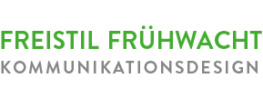 FREISTIL FRÜHWACHT KOMMUNIKATIONSDESIGN