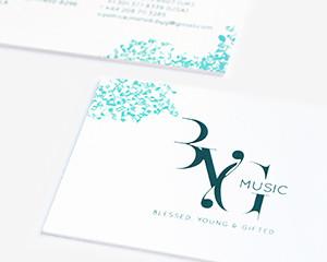 B.Y.G | Corporate Design
