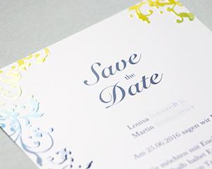 Privater Kunde | Hochzeitskarten