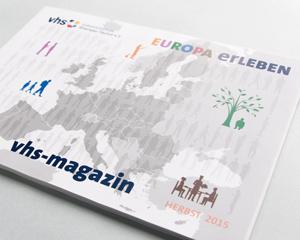 vhs Rheingau-Taunus e.V. | Magazin Cover